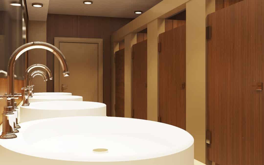 Office Bathroom Renovations